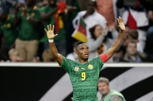 ブラジルW杯渡航拒否のカメルーン代表、ボーナス合意で無事出発