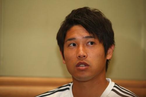 実戦復帰後2試合に先発…内田「久しぶりに試合をやっている感じ」