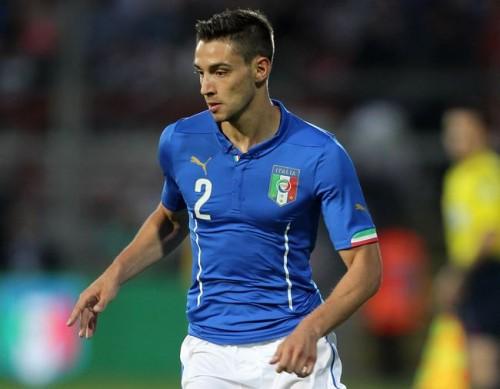 イタリアに痛手、デ・シリオが負傷でW杯初戦イングランド戦欠場へ