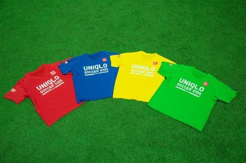 「JFAユニクロサッカーキッズ」が全国で実施…参加者の子供にはユニ無償配布
