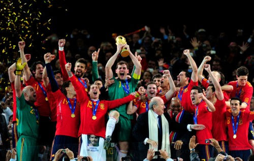 世界王者スペインとオランダが激突…前回大会決勝カードは激戦必至か