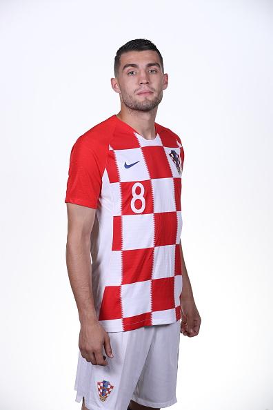 マテオ・コヴァチッチ(クロアチア代表)のプロフィール画像