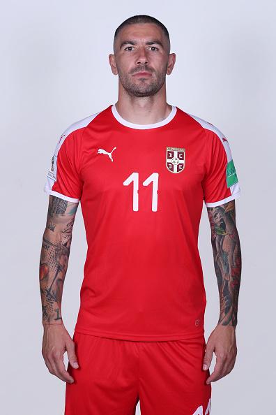 アレクサンダル・コラロフ(セルビア代表)のプロフィール画像