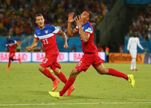 アメリカ、ガーナにW杯3度目の正直…終盤の劇的展開で勝利