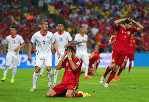 スペイン敗退決定…2大会連続、W杯前回王者がグループリーグで姿消す