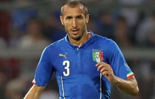イタリア代表DFキエッリーニ、格下とのドローに「申し訳ない結果」