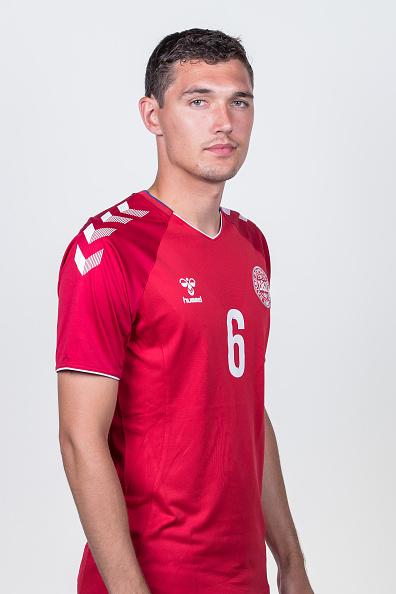 アンドレアス・クリステンセン(デンマーク代表)のプロフィール画像