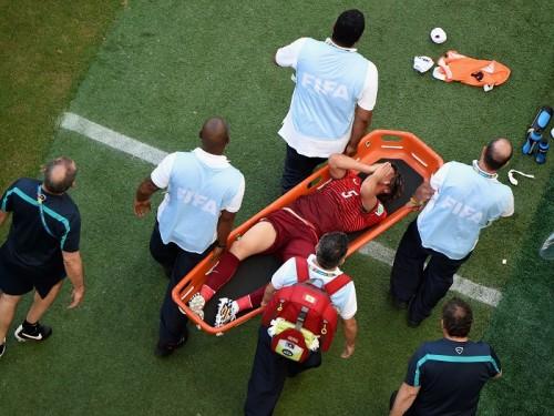 ポルトガルに打撃、コエントランのW杯欠場決定…負傷で18日に帰国