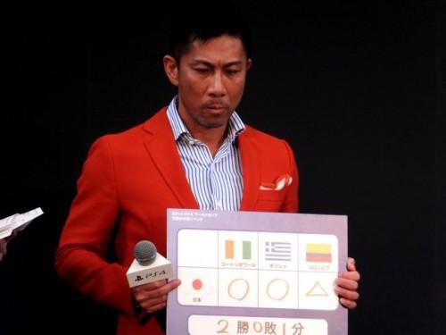 元日本代表の前園氏がW杯を展望「本田と香川がキーマン」