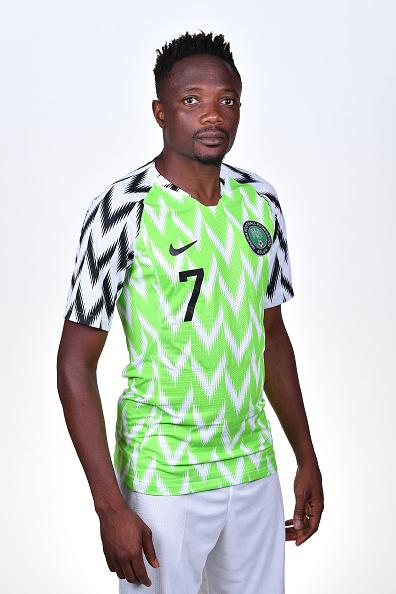 アーメド・ムサ(ナイジェリア代表)のプロフィール画像