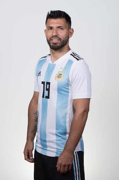 セルヒオ・アグエロ(アルゼンチン代表)のプロフィール画像