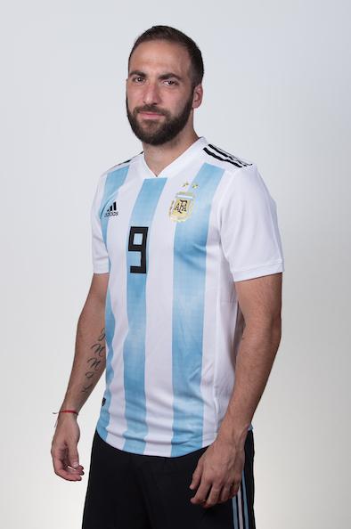 ゴンサロ・イグアイン(アルゼンチン代表)のプロフィール画像