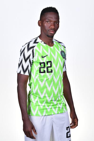 ケネス・オメルオ(ナイジェリア代表)のプロフィール画像