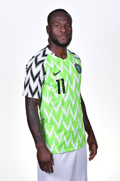 ヴィクター・モーゼス(ナイジェリア代表)のプロフィール画像