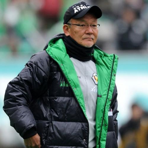 京都、川勝氏の監督就任を発表「昇格に向け自分の全てをチームに」