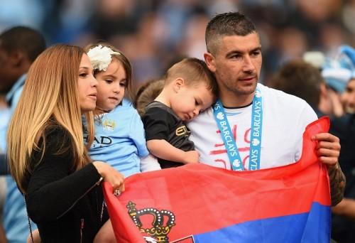マンチェスター・C、セルビア代表DFコラロフと2018年まで契約延長