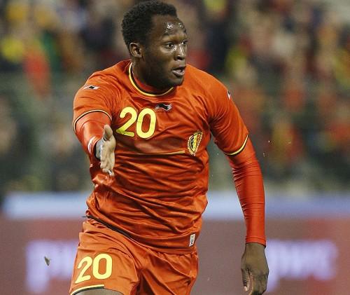 足首負傷のベルギー代表FWルカクが練習に復帰…監督が起用も示唆