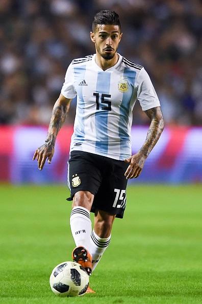 マヌエル・ランシーニ(アルゼンチン代表)のプロフィール画像