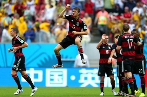 ミュラーが今大会4点目、ドイツ3連勝でグループ首位通過