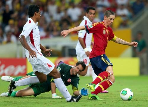 タヒチサッカー連盟がスペインのGL敗退を大喜び…昨年コンフェデ杯で10失点大敗の屈辱