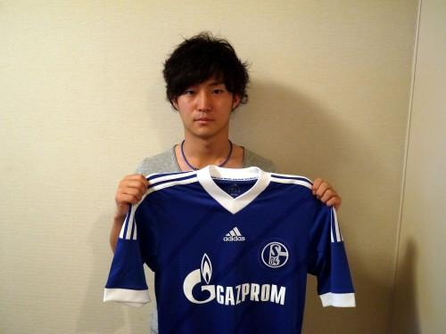 元U-18札幌の中川雄貴がシャルケIIに移籍