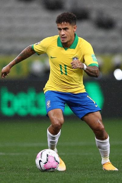フィリペ・コウチーニョ(ブラジル代表)のプロフィール画像