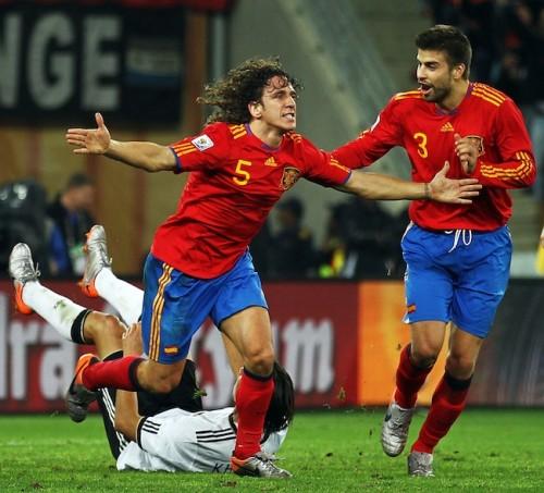 元スペイン代表DFプジョル、ワールドカップ決勝の舞台に再び登場