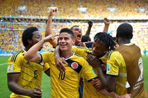 コロンビア、コートジボワールに競り勝ち連勝でベスト16進出へ前進