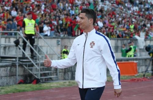 ポルトガル代表に朗報…C・ロナウド、メイレレスらが全体練習に復帰