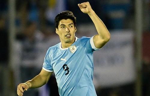 ウルグアイ代表スアレス、イングランド戦は「誰もが楽しみにしている」