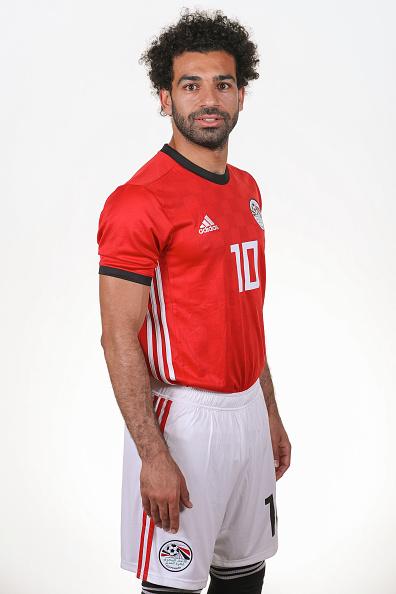 モハメド・サラー(エジプト代表)のプロフィール画像