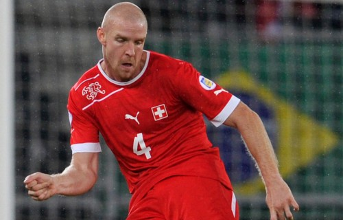 スイス代表DFセンデロス、アストン・ヴィラと2年契約を締結
