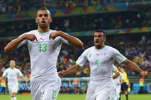 アルジェリアがW杯4度目の出場で初のベスト16進出…ロシアは敗退