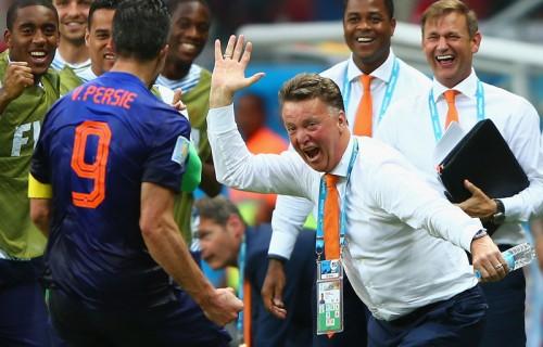 大勝に満足感を示すオランダ代表監督「ファンタスティックな試合」