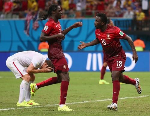 ポルトガル、土壇場ゴールでドロー決着…ベスト16進出に望み残す