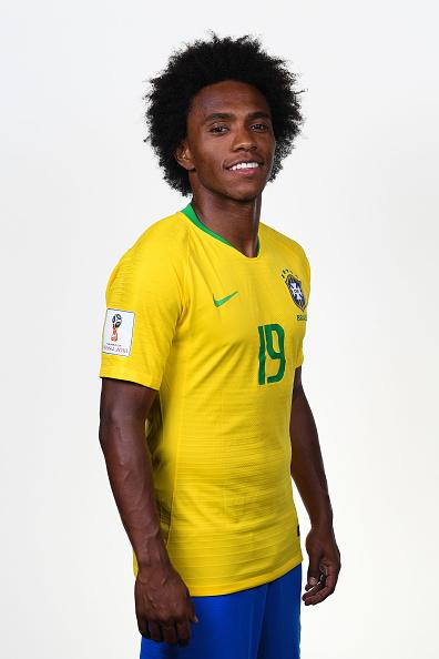 ウィリアン(ブラジル代表)のプロフィール画像