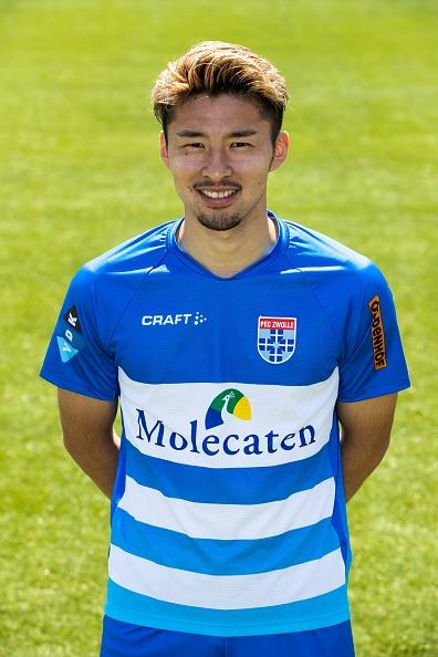 中山 雄太(ズウォレ)のプロフィール画像