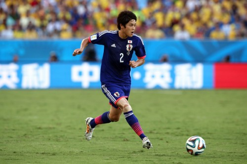 日本代表DF内田篤人「勝ち点1しか取れなかったし、しょうがないです」