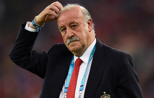 王者スペイン代表デル・ボスケ監督、GL敗退に「言い訳はできない」