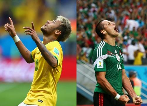 ブラジルが首位で8大会連続、メキシコが2位で6大会連続の決勝T進出