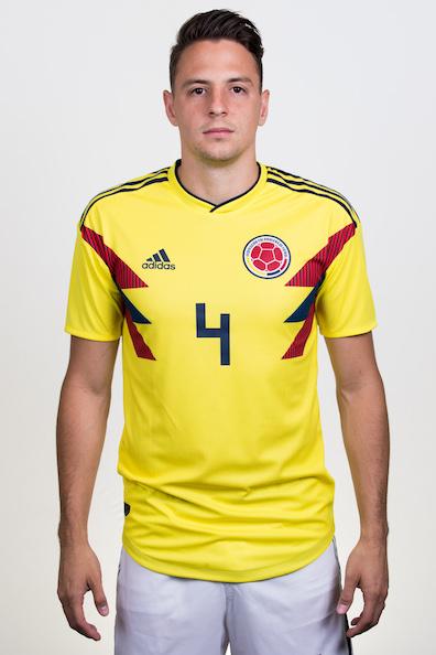 サンティアゴ・アリアス(コロンビア代表)のプロフィール画像