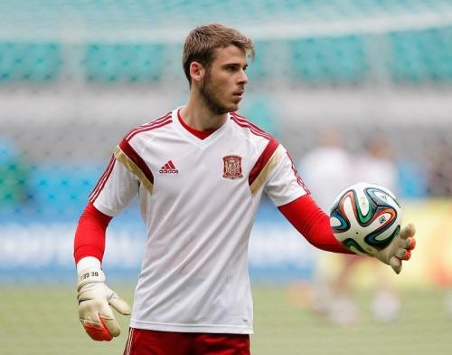 スペイン代表GKデ・ヘア、負傷でW杯GL欠場か…スペイン紙報道