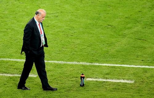 GL敗退が決まったスペイン、デル・ボスケ監督が近日中に退任か