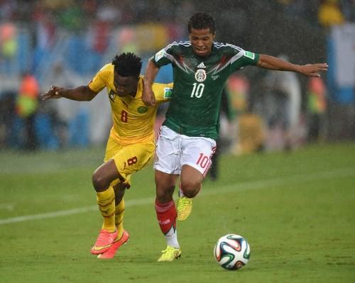 攻撃陣けん引してメキシコ勝利に貢献のドス・サントスがMOMに選出