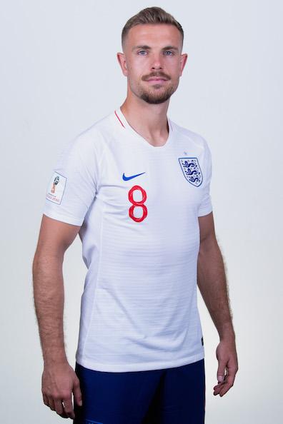 ジョーダン・ヘンダーソン(イングランド代表)のプロフィール画像