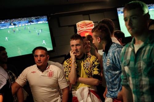イングランド代表のW杯初戦、イギリス国内で1560万人が視聴