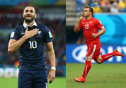 E組はフランスとスイスが2大会ぶりGL突破…ホンジュラスはW杯初勝利ならず