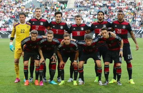 W杯臨むドイツ代表23名発表…FW登録は記録更新懸かるクローゼのみ