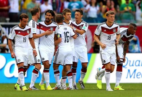 W杯初戦に強いドイツ代表、その歴史は覆らず…開幕戦は7連勝