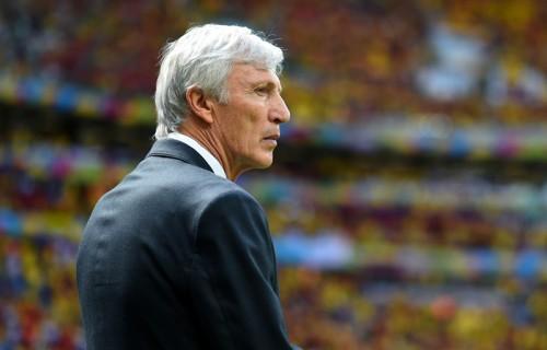 コロンビア監督、GL最終節で対戦する日本に言及「自分たちのサッカーを取り戻すはず」